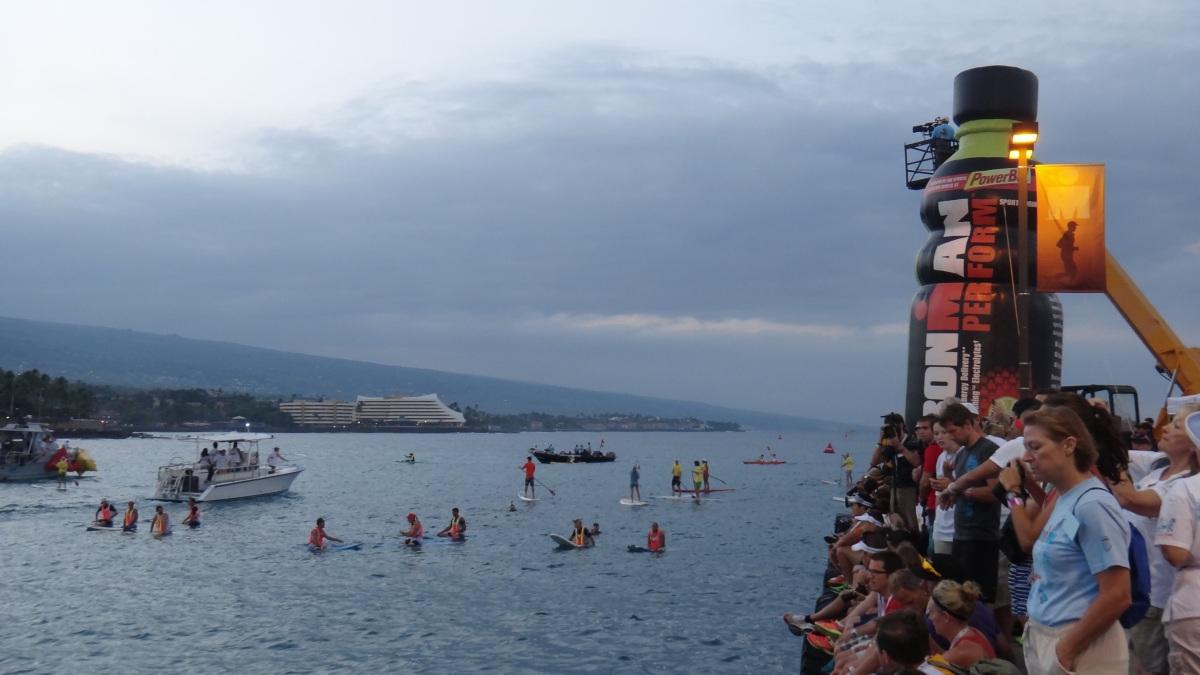 2012 Ironman Hawaii 世界選手権 ハイライト