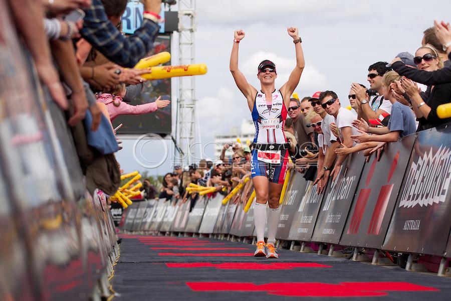 2012 Ironman Melbourne Steffen Won