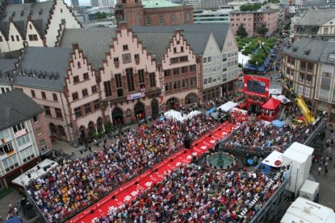 2014 Ironman Frankfurt ヨーロッパ地区選手権プレビュー