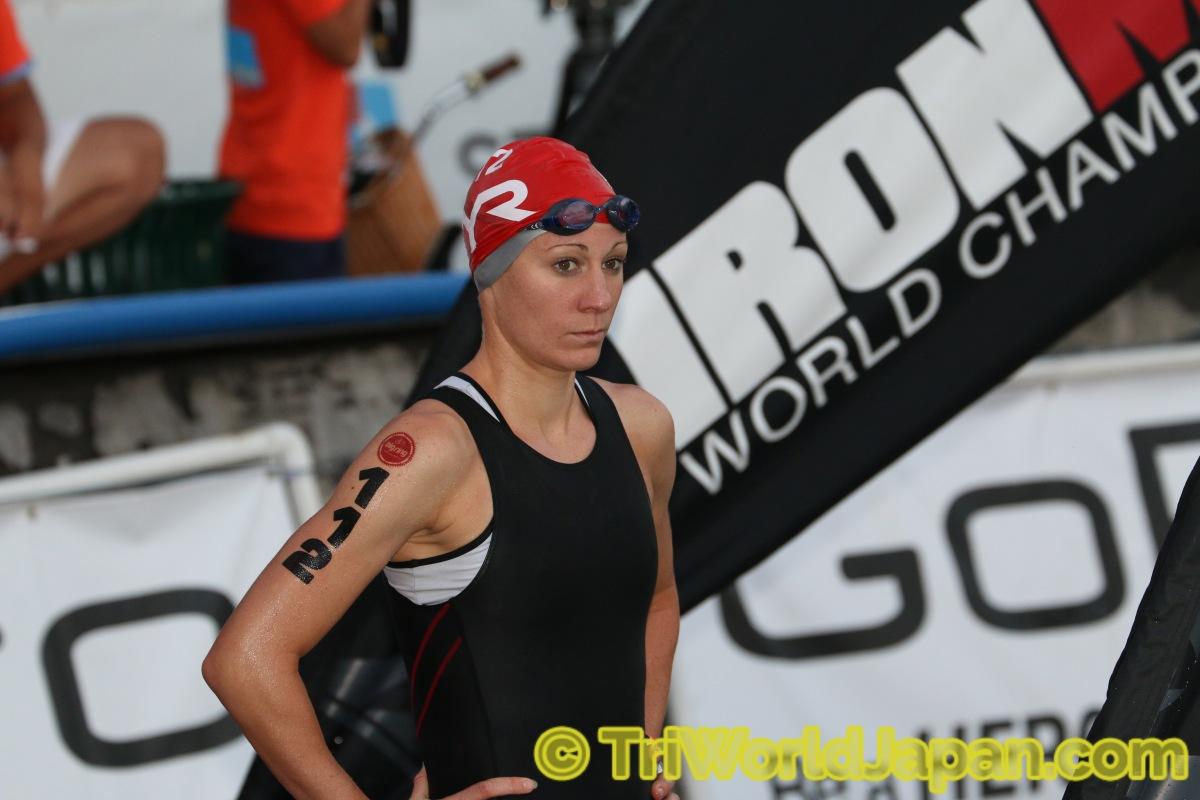 2015年アイアンマン世界選手権プロ女子プレビュー