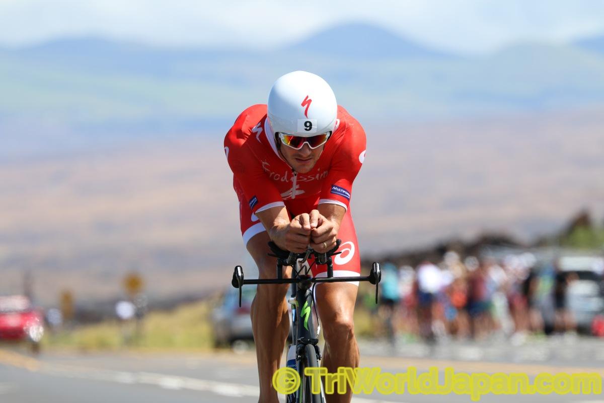 2014 Ironman世界選手権ハイライト:バイク