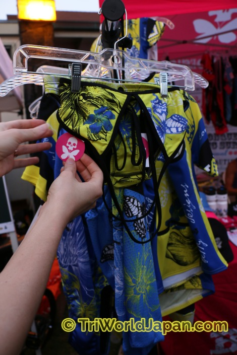 女子トライアスリートに人気のあるブランドBetty Designのハワイ限定ビキニ